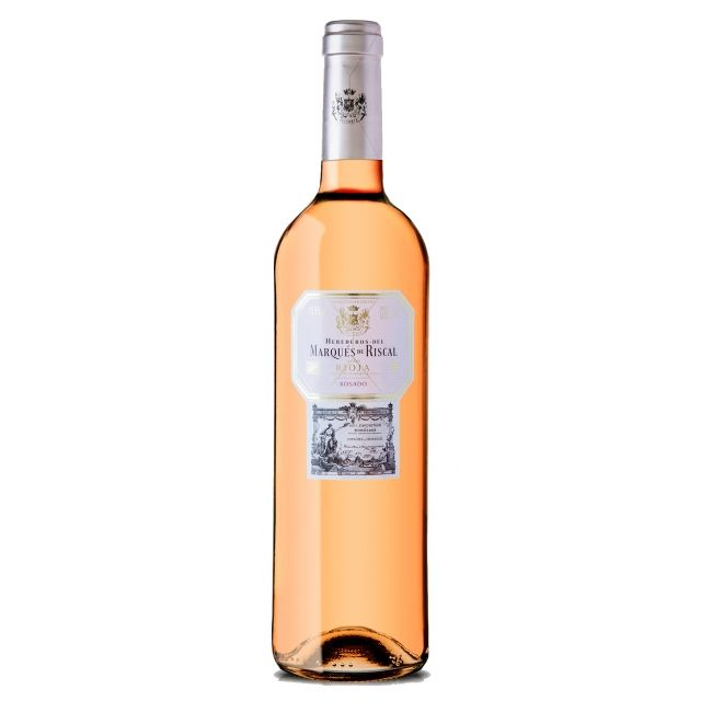 Rioja Rosado, Marques de Riscal | Rioja, Spain | Buy online by the bottle or mixed case from Hic! Wine Merchants