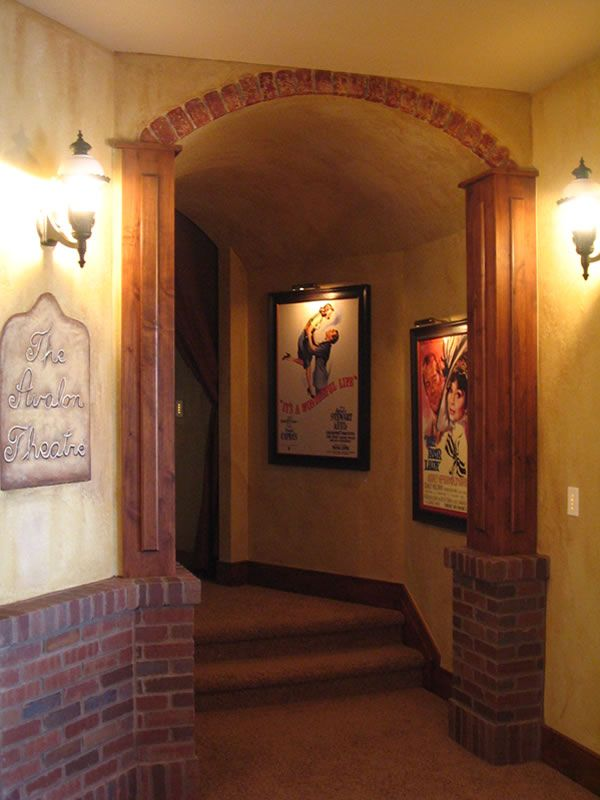 Living Room Theaters Fau Buy Tickets Online: Best 25+ Brick Archway Ideas Only On Pinterest