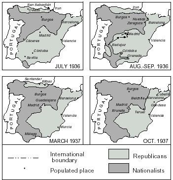 In a war which lasted almost three full years, November 1937 is the approximate halfway point in the destruction of Spain. Spain was already a deeply divided nation, struggling with multiple inside…