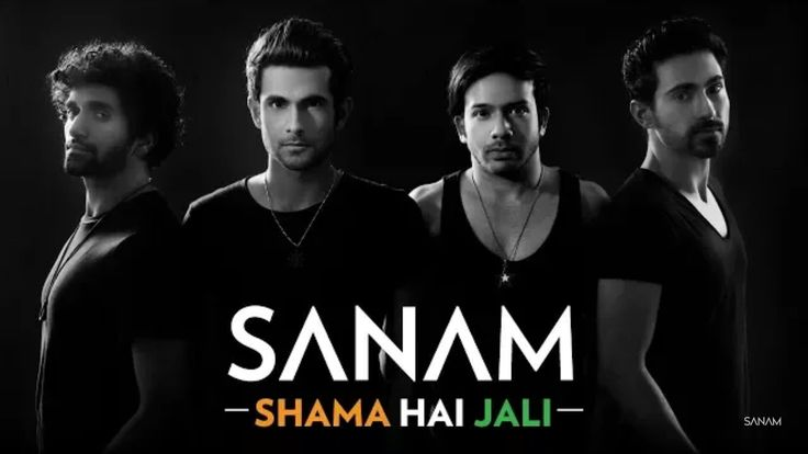 SANAM-a song for  independence day-shama hai jali...