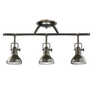 Shop for Kichler Lighting Hatteras Bay Collection 3-light Olde Bronze Halogen Rail Light. Get free delivery at Overstock.com - Your Online Home Decor Shop! Get 5% in rewards with Club O! - 20134074