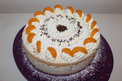 Theresas Backstube: Käse Sahne Torte