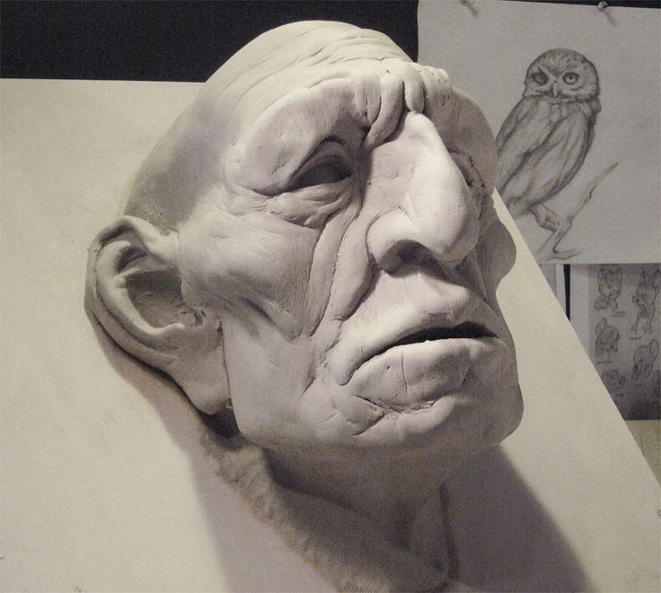 Old man sweet art pinterest clay masking and face