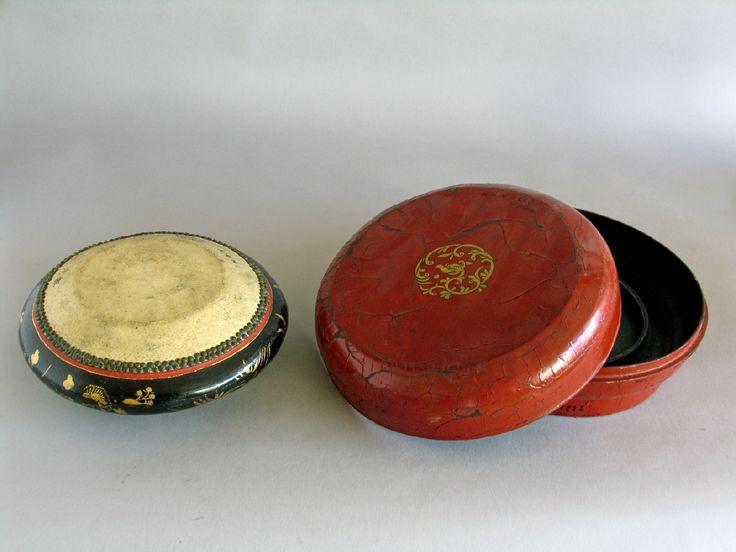 Diangu, tambor bimembranófono. Origen chino. #Música #Instrumentos #MNAD