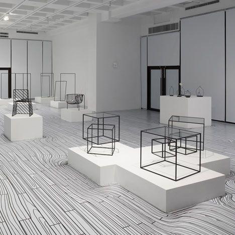 Solo Exhibition by Nendo