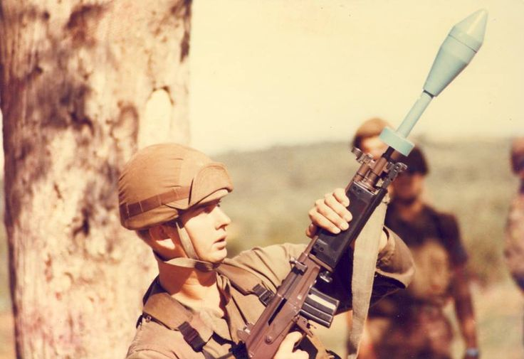 70mm Anti tank grenade