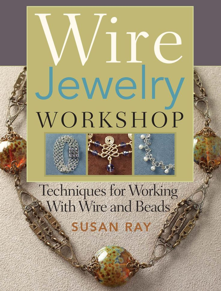 105 best magazine jewelry images on pinterest journaling file wire jewelry workshop susan ray 2008 fandeluxe Images