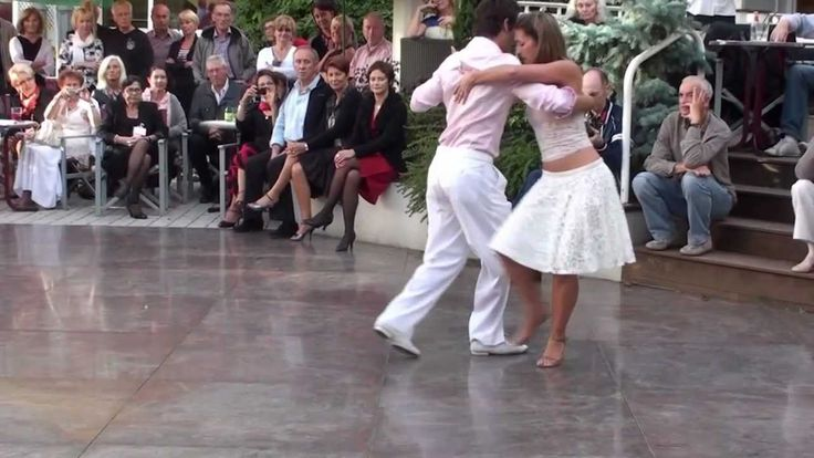 Festival Tango Argentin 2012 Aix les Bains  Haris et Malika  EXTRAORDINAIRE !!!!!!!!!!!