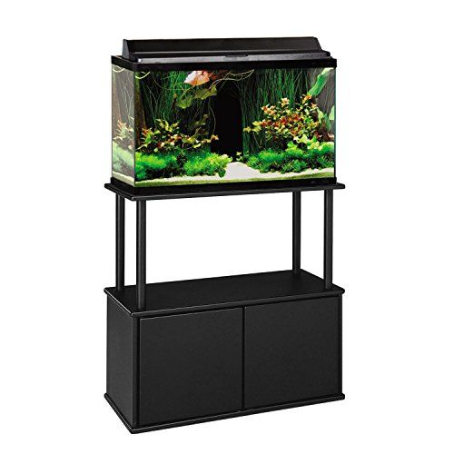 Try This!  Generic 20 and 29 Gallon Aquarium Stand with Storage