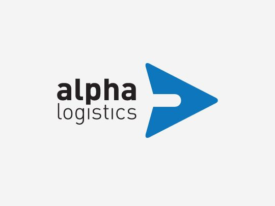 Alpha Logistics logo