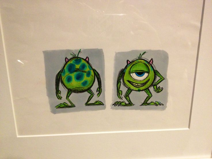 Monster #pixar