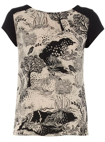 Garden print top: Mod Style, Fashion, Style Inspiration, Dorothy Perkins, Clothing Covet, Tops Tops, Prints Tops, Gardens Prints, Search Search