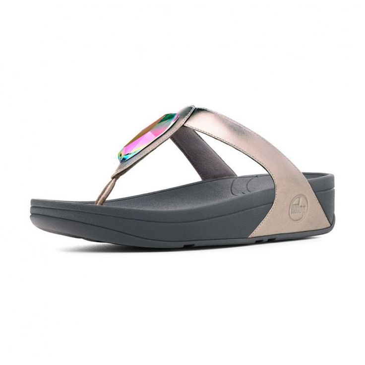 FitFlop Chada Leather | Womens Leather Sandals Australia