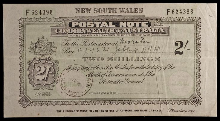 Australian Coin Auctions - Auction 317 - Financial Notes, Funny ...