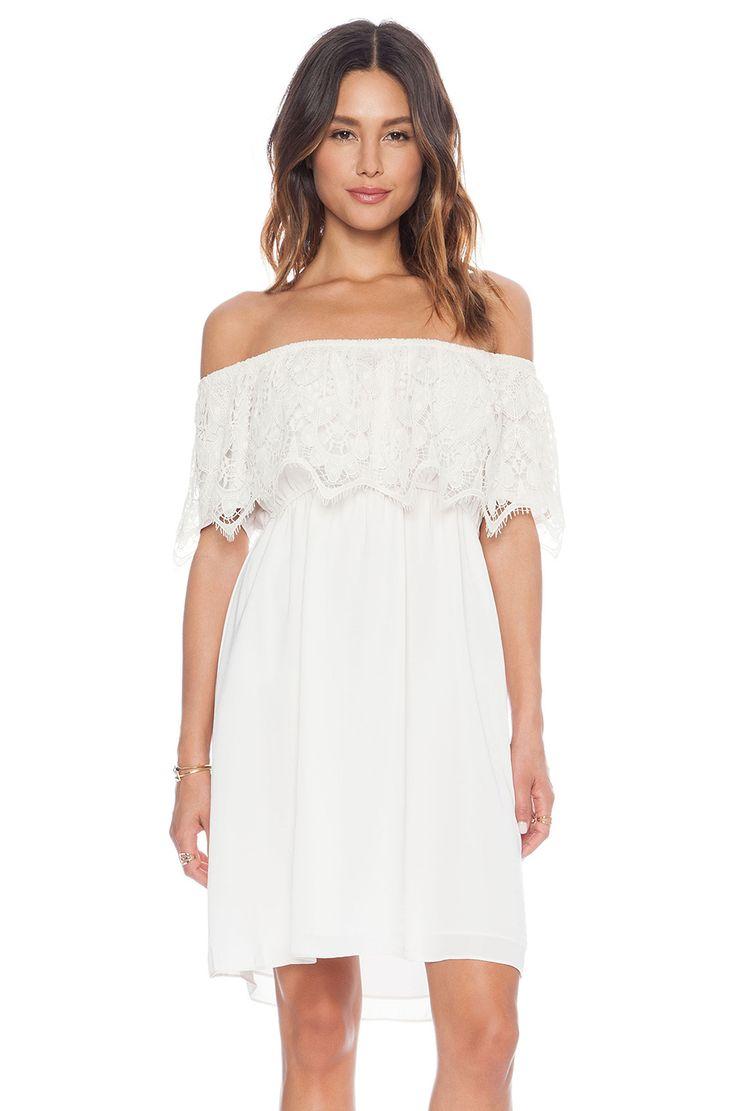 VAVA By Joy Han Nina Mini Dress In White · Shower DressesMaternity DressesWedding  OutfitsBaby ShowerSummer 2015Spring ...