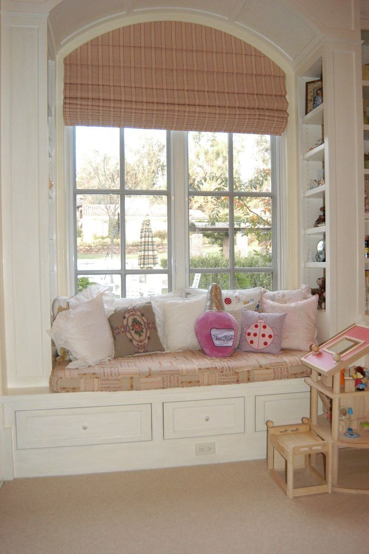 Trends In Window Decoration Playroom Ideas Arched