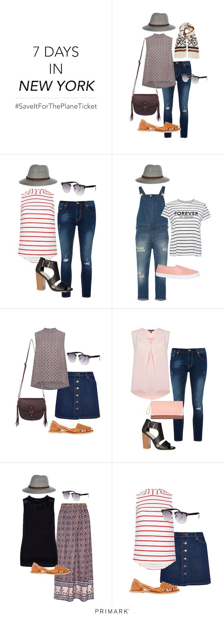 awesome Summer vacations in New York 10 best outfits to wear