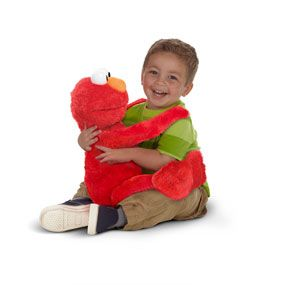 Hug Me Elmo Toy