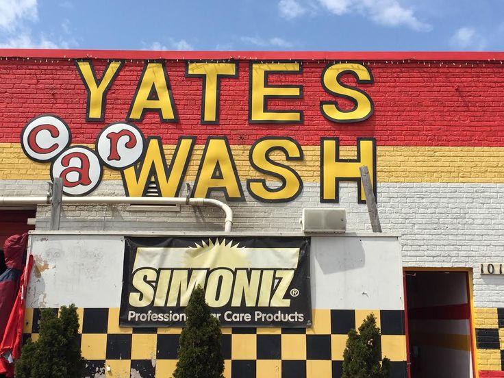 Yates Car Wash & Detail Center is not your average car