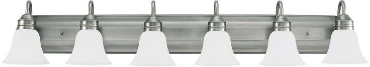 0-021804>Gladstone 6-Light Bath Vanity Antique Brushed Nickel