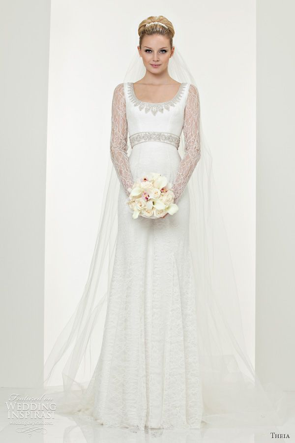 theia fall 2011. the sleeves and embroidery are exquisite.
