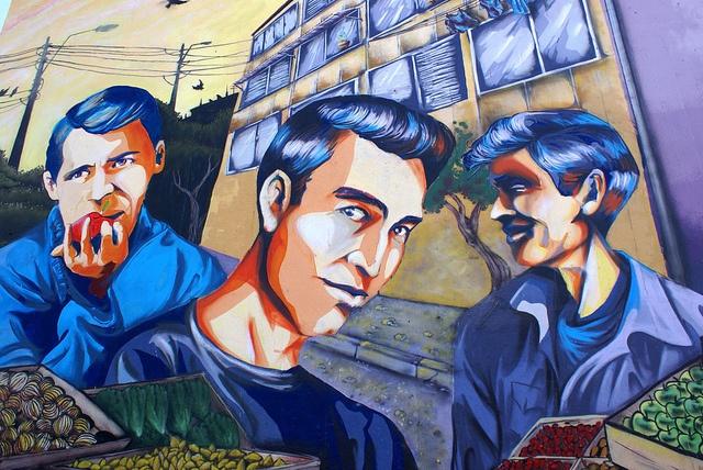 LOS PRISIONEROS · Museo de Arte Callejero by Museo de Arte Callejero,