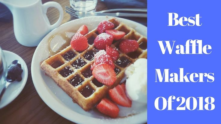 In this video I'll be reviewing the best waffle makers that are on the market right now! If you're interested in learning more about or picking up these products click on the links below:  1. Hamilton Beach Belgian Waffle Maker -   http://ift.tt/2D2GCLb  2. Waring Belgian Waffle Maker - http://ift.tt/2Du4RCT  3. Chef's Choice Classic WafflePro -  http://ift.tt/2CZktgP  4. Bella Belgian Waffle Maker -  http://ift.tt/2Duq7Zs  5. Breville Smart Waffle Maker -  http://ift.tt/2D0FFCZ  6…