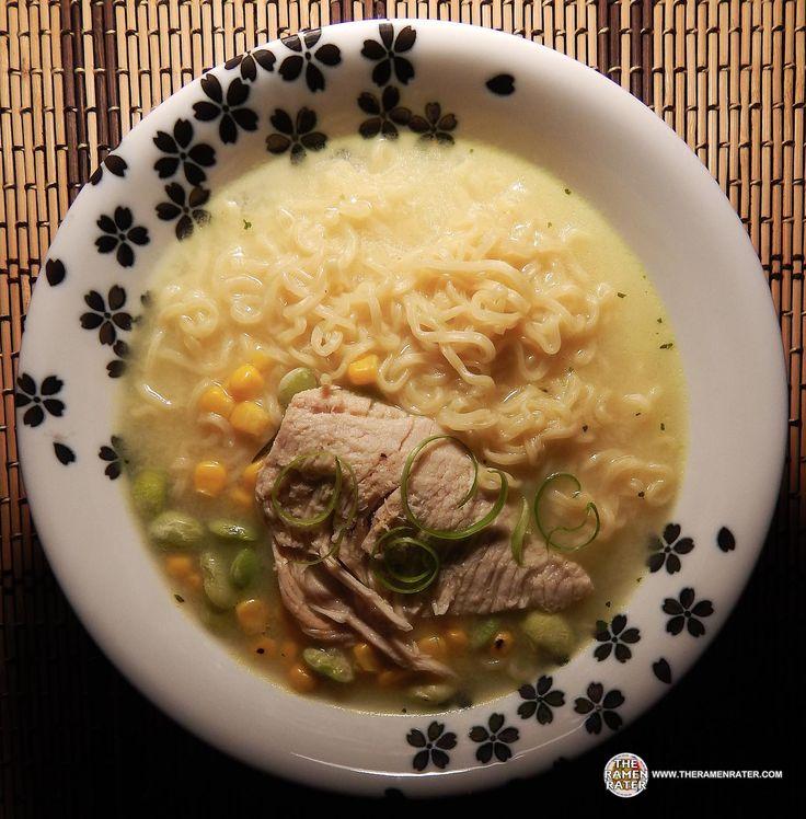 Re-Review: Maruchan Ramen Noodle Soup Creamy Chicken Flavor - The Ramen Rater