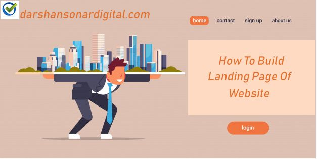 A Landing Page Is A Web Page A Landing Page Is Created With A