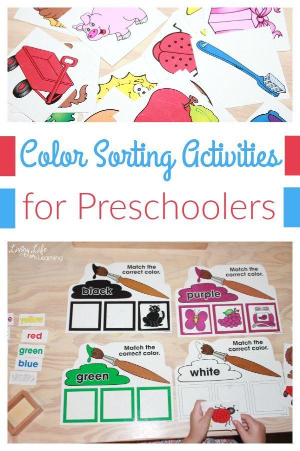 44 best colors images on Pinterest | Preschool, Kid garden and ...