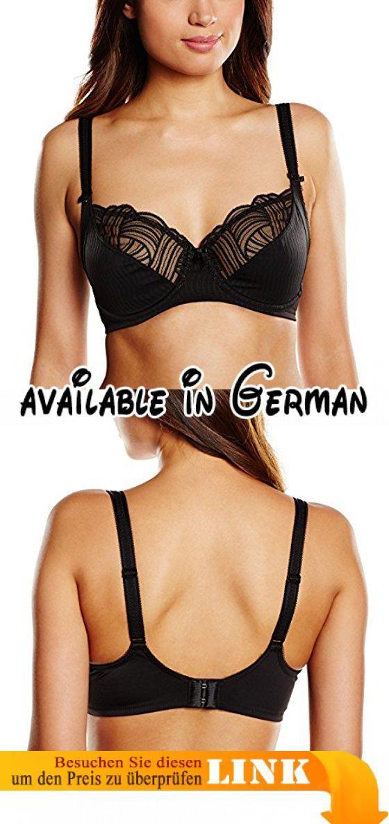 Triumph Damen T-Shirt BH Modern Elegance W (1PL41), Schwarz, 90B (Herstellergröße: 90 B).  #Apparel #BRA