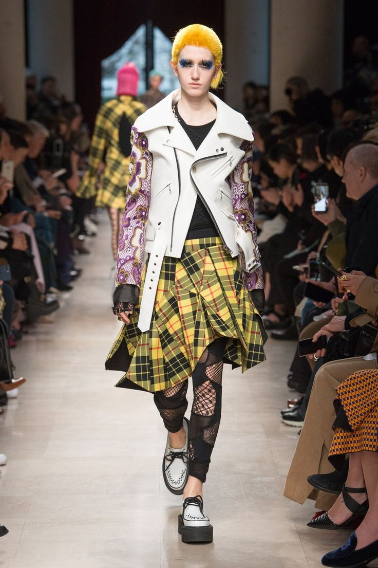 Junya Watanabe | Ready-to-Wear - Autumn 2017 | Look 33