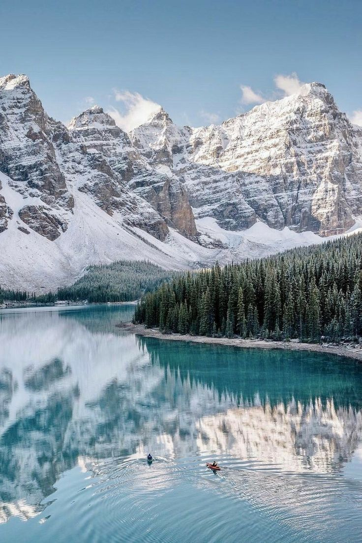 Canadian Rockies ⌇ #travel #wanderlust #mountain…