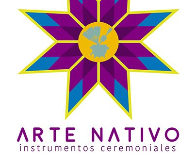 "Check out new work on my @Behance portfolio: ""Creación de Logo para Arte Nativo"" http://be.net/gallery/47962493/Creacion-de-Logo-para-Arte-Nativo"