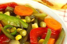 Entgiften mit basischer Gemüsesuppe: Zwei bis drei Tage nur Suppe - schon ist dein Körper entgiftet und du fühlst dich wie neu geboren!
