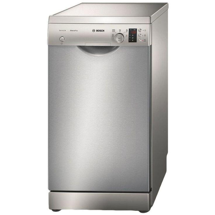 Bosch SPS53E18EU - oferă posibilitatea încărcării la jumătate . De ce să pierzi timpul cu spălatul vaselor, când poți profita doar de partea frumoasă a gătitului? Cu o mașină de spălat vasele, îți poți ... http://www.gadget-review.ro/bosch-sps53e18eu/