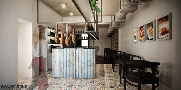 URBAN TAVERN on Behance