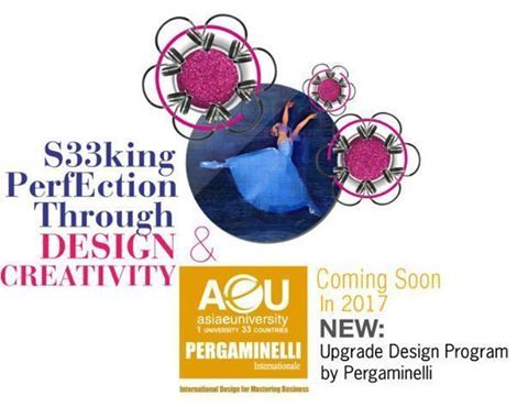 ---------------------- PELAJAR LEPASAN SPM/STPM/Perseorangan  Rancang KARIER / MASA DEPAN dari AWAL . Soon in 2017 - Bachelor of DESIGN in Graphic Design.  Dgn IzinNYA.  REGISTER your interest at : gpergaminelli [at] gmail.com or wapps 6 012 2640232. Please submit your basic data : Name, Contact Number, SPM/STPM Results or certificate for us to give the best advise. --------------------------------------------------------- Arch. Giovanni Pergaminelli  The Founder & Advisor of PERGAMINELLI…