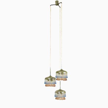 Stunning Italienische Neun Leuchten H ngelampe von Stilnovo er Jetzt bestellen unter https moebel ladendirekt de lampen deckenleuchten deckenlampen uid ud