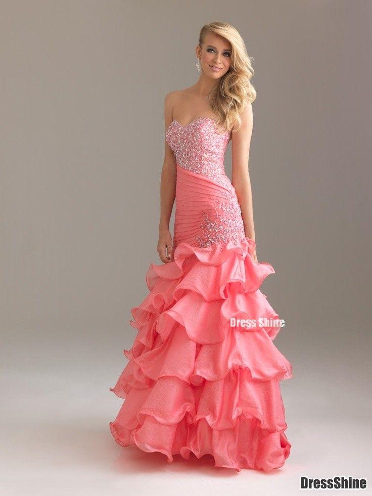 Mejores 67 imágenes de Prom dresses en Pinterest | Alta costura ...