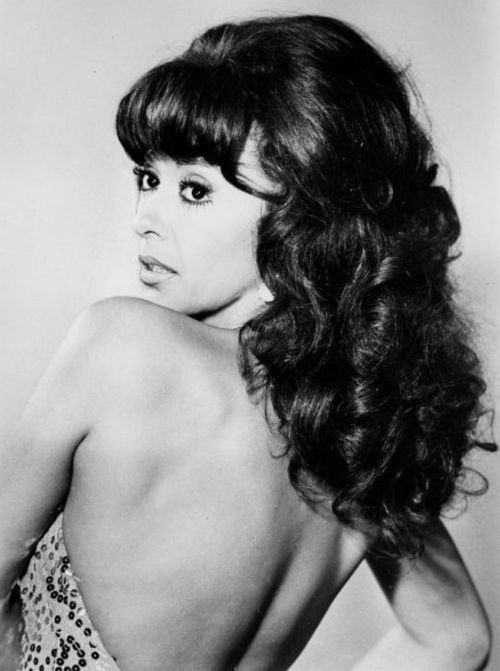 Rita Moreno... LOVE the hair!!