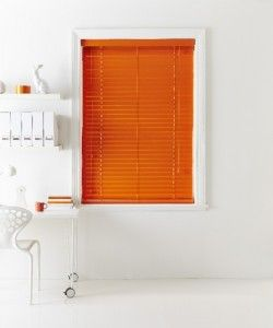 Our Rainbow Jaffa Wooden Venetian blind is bright and vibrant and will add zing to your home. #window #dressing #statement #blind #blinds #Venetian