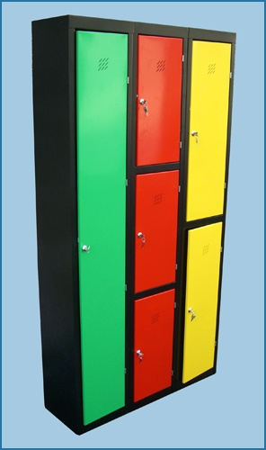 Image of the Healthcare Lockers offered by Paragon Products. We design our lockers to suit any size or application. Visit our site for more information.
