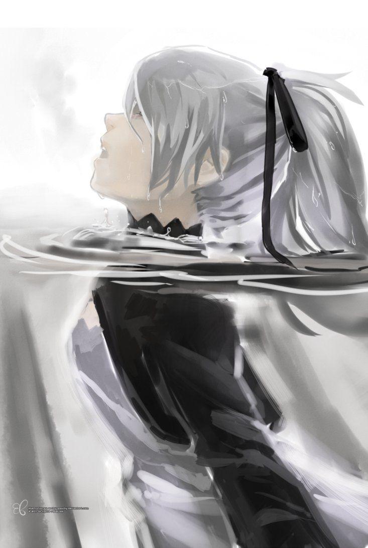 Yin   Darker than Black   Kuro no Keiyakusha  Credits to the artist