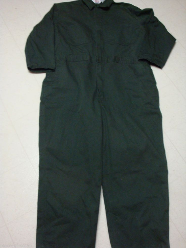 Walls Mans Work Coveralls Coverall Bib 2XL XXL Short WALL'S Bibs Vintage VTG #walls #coveralls