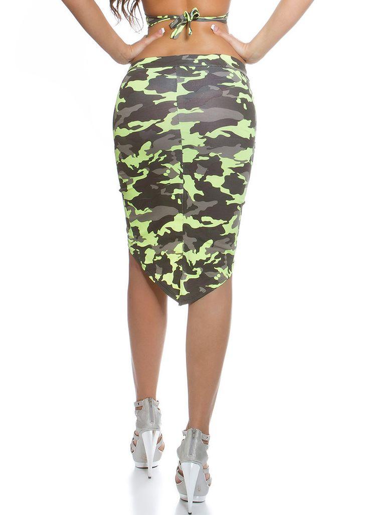 Koucla Camouflage Rok