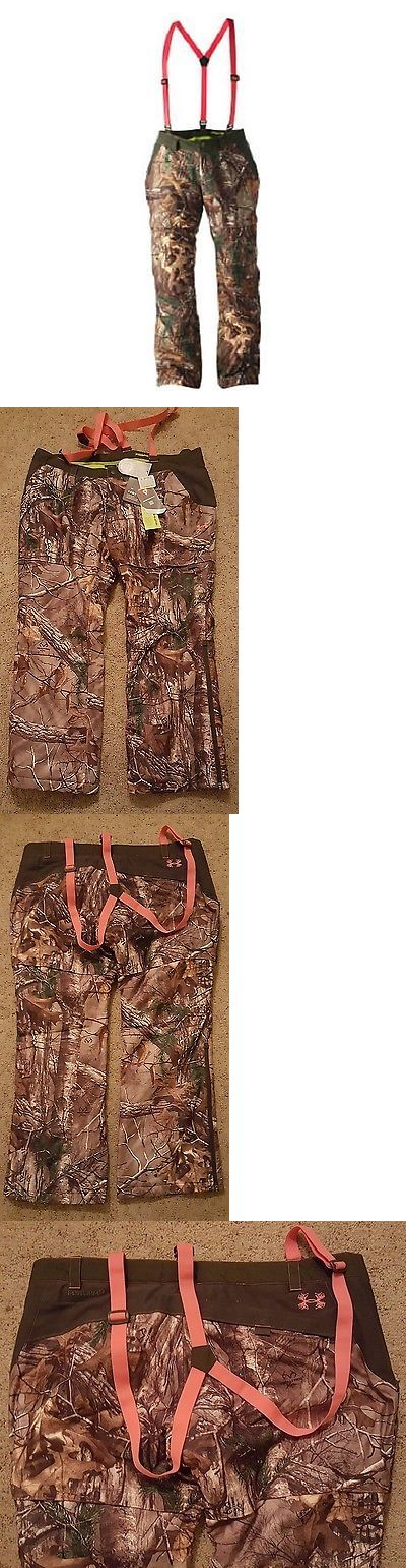 Pants and Bibs 177873: Under Armour Women S Gunpowder Infrared Scent Control Pant 1247076 Hunting Camo -> BUY IT NOW ONLY: $109.95 on eBay!