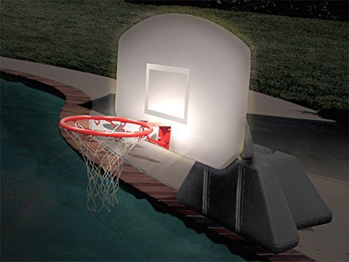 17 Best Images About Pool Basketball Hoop On Pinterest