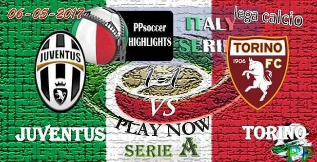 Juventus 1 - 1 Torino HIGHLIGHTS