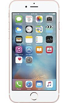 Apple® iPhone® 6s 32GB in Rose Gold
